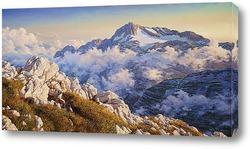 Постер Гора Фишт
