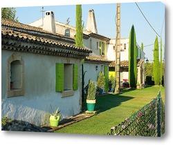 Постер Сельский дом в Провансе