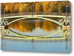 Постер железный мост