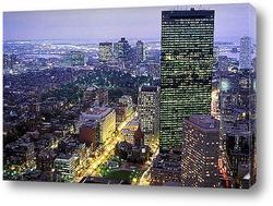 Постер Boston005