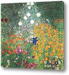 Постер Цветочный сад