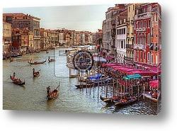 Постер Венеция - Италия