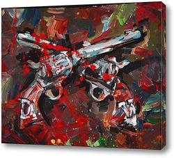 Картина Пистолеты