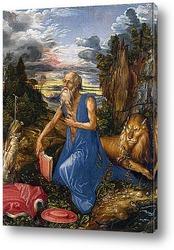 Постер Святой Иероним