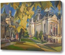 Картина Большой Дворец изящных искусств