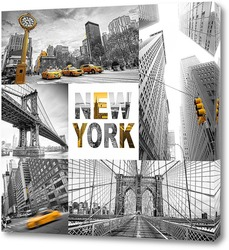 Постер Прогулка по Нью-Йорку