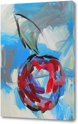Картина Красное яблочко