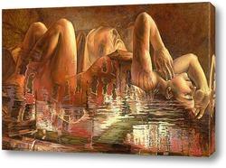 Картина Венецианка