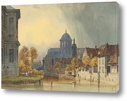 Павильон де Флор.Тюильри