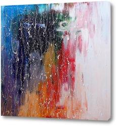 Картина Дождь за окном