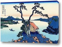 Картина Озеро Сувако в Синсю