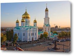 Постер Собор Рождества Пресвятой Богородицы, Ростов-на-Дону.