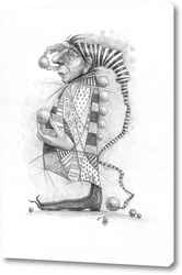 Картина Кеша-утешитель