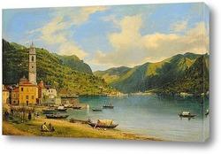 Постер Озеро Комо