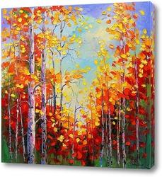 Постер Осеннее время