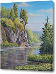 Постер Река Чусовая 2