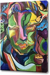 Картина Мужской портрет