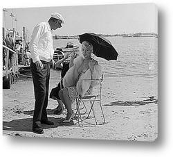 Мерелин Монро,публичное фото.