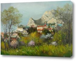 Картина Гора Кошка