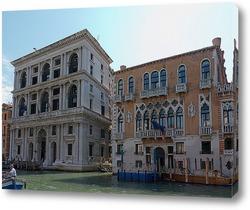 Постер Фасады Венеции