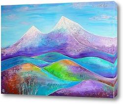 Картина Горы