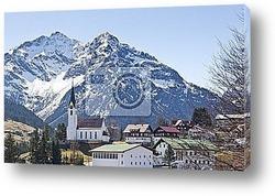 Hallstatt, Salzkammergut, Austria