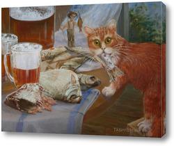 Картина Не пил я ваше пиво!