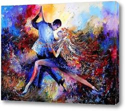 Постер Танго на рассвете