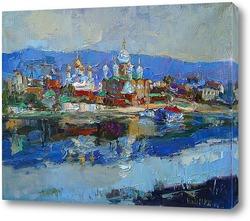 Картина Фёдоровка на Волге