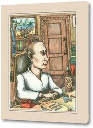 Картина Путин