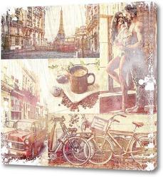 Постер Ретро воспоминания