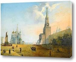Картина Белый кремль, 1820-е