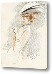 Картина Невеста или Портрет Эмили