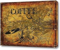 Постер Чашка кофе