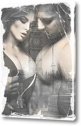 Постер Лондонский роман