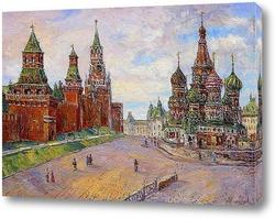 Moskau, Kreml-Ufer, Feuerwerk, Silvester