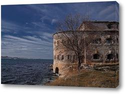 Постер Форт у моря