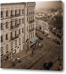 Постер Андреевский спуск.