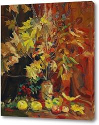 Картина Autumn still life #002