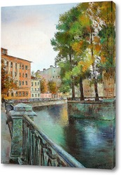 Картина Канал Грибоедова