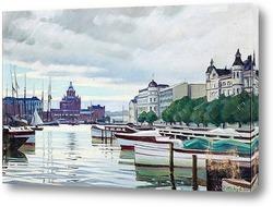 Северный Берег, Хельсинки, Финляндия