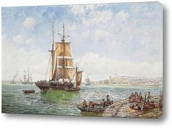 Ворота в лондонский порт