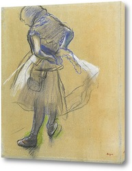 Картина Стоящая танцовщица