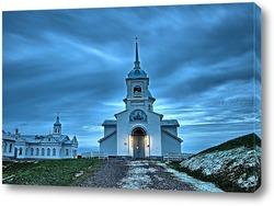 Постер  Покрово-Тервенический  женский монастырь