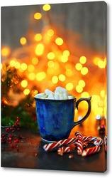 Постер Праздничное какао