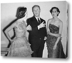 Свадьба Э.Тейлор и М.Уилдинг-февр.1952г.