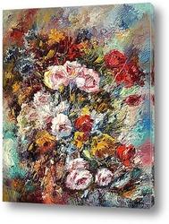 Картина Цветочный натюрморт