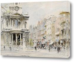 Картина Лондон: Королевский Национальный театр