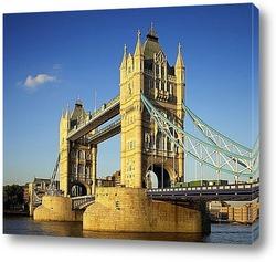 силуэт колеса обозрения в Лондоне
