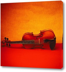 Постер Скрипка